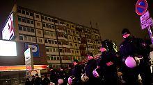 """Einsturzgefahr auf der Reeperbahn: """"Esso-Häuser"""" bleiben geschlossen"""