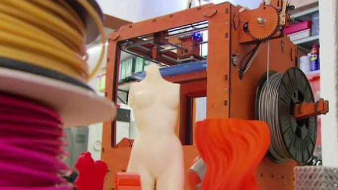 n-tv Ratgeber: 3D Drucker: Ersatzteile aus der Maschine