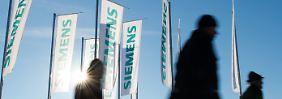Siemens-Aktienanleihen mit und ohne Schutz: 5,50% und 7,75% Zinsen, ein Jahr Laufzeit