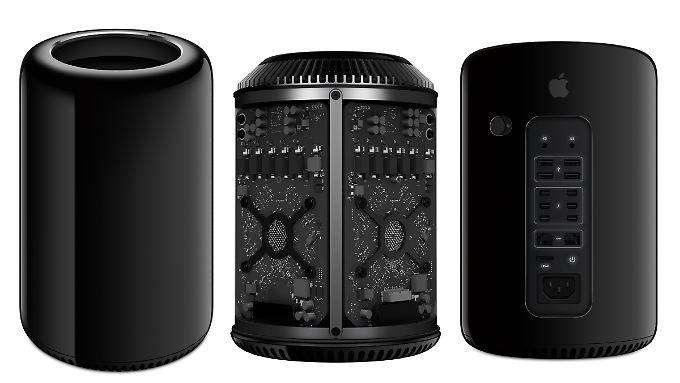 Der neue Mac Pro ist nicht nur sehr stark, sondern sieht auch toll aus.