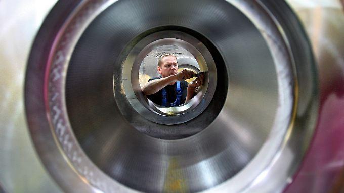 """Die Großbanken schauen zum Großteil beim """"German Mittelstand"""" noch in die Röhre."""