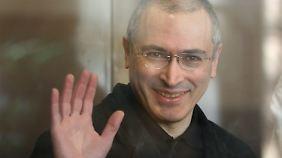 Michail Chodorkowski soll ein Gnadengesuch gestellt haben. Sein Anwalt weiß nichts davon.