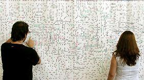 Eine der bis dahin größten Formen des Kreuzworträtsels enthielt 2006 in Brasilien immerhin 3200 Fragen.