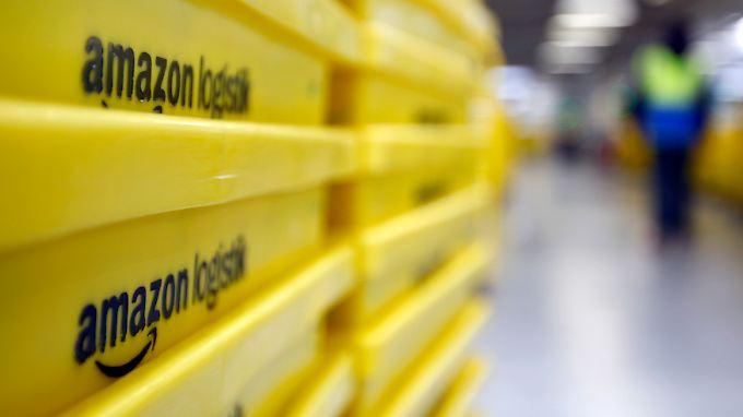 Arbeitskampf auch 2014 bei Amazon, so die Gewerkschaft Verdi. Allerdings ist dann das Weihnachtsgeschäft für den US-Konzern in Sack und Tüten.