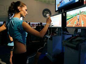 Fitness-Programme allein machen noch keine Sportkanone.