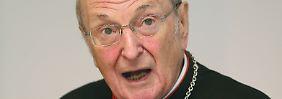 Vom Wert der katholischen Familie: Kardinal Meisner verärgert Muslime