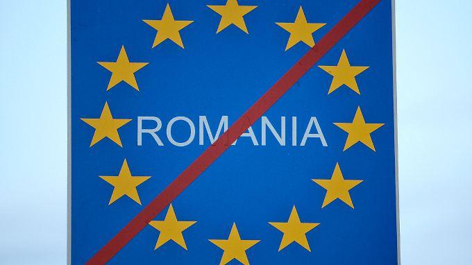 Unklar ist, wie viele Rumänen der Heimat den Rücken kehren wollen.