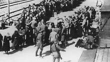 """Auschwitz-Überlebende vergibt SS-Mann: """"Es ist nie zu spät für diese Lektion"""""""