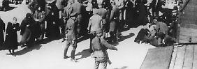 Mehr als eine Million Menschen, die meisten von ihnen Juden, wurden in Auschwitz umgebracht.