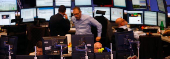 """Wie geht es an den Märkten weiter?: """"Unkontrollierter Zinsanstieg ist ein Risiko"""""""