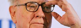 Warren Buffett hält weiter Ausschau nach günstigen Kaufobjekten.