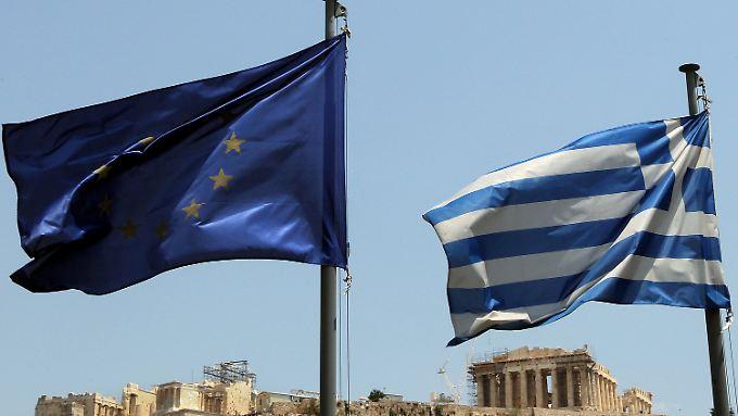 Die Eurozone muss sich offenbar nicht mehr vor einer Inflation fürchten.