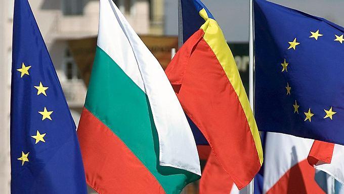Seit gut anderthalb Jahren dürfen Rumänen und Bulgaren uneingeschränkt in Deutschland arbeiten.