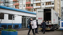 """Baufällige Gebäude in St. Pauli: Mieter räumen """"Esso-Häuser"""" leer"""