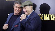 Zwei Rentner steigen in den Ring: Stallone, De Niro und die Geschichte der Boxerfilme