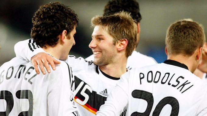 Er hätte es tun sollen, als er noch selbst ein Nationalspieler war: Thomas Hitzlsperger.