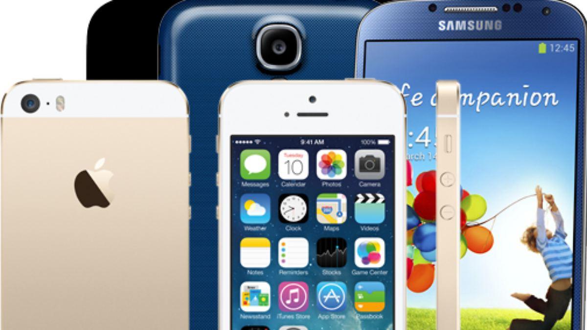 galaxy s5 oder iphone air kann samsung apple doch bezwingen n. Black Bedroom Furniture Sets. Home Design Ideas