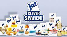"""""""Ja!"""", aber """"Gut und Günstig"""": Discounter greifen Markenartikler an"""