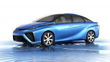 E-Mobilität per Brennstoffzelle: Schlechte Aussichten für Wasserstoffauto