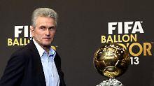 Finale Krönung im Fußball-Ruhestand: Heynckes ist erster deutscher Welttrainer