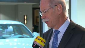 """Dieter Zetsche im n-tv Interview: Pickup-Trucks sind """"ein attraktives Segment"""""""