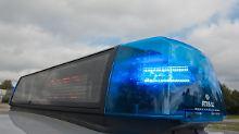 Polizei rückt aus: Feuerball am Himmel gibt Rätsel auf