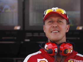 """""""Natürlich bewegt Schumachers Schicksal viele Menschen."""""""