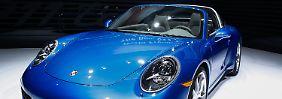 In Detroit wird geklotzt: Deutsche Automarken sind in den USA auf Erfolgsspur