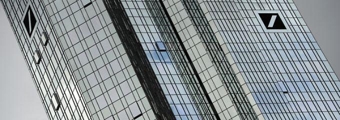 Die Deutsche Bank hat bereits mehrerer Händler entlassen.
