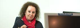 """""""Ich vermisse meine Kollegen unheimlich"""": Die ehemalige Gesamtbetriebsratschefin von Schlecker, Christel Hoffmann."""