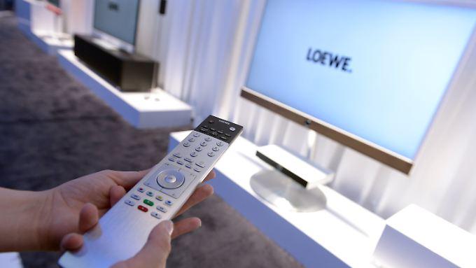 Rettung durch Ex-Apple-Manager?: Insolventer TV-Hersteller Loewe findet Käufer