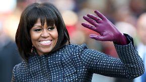 Promi-News des Tages: Michelle Obama schließt Botox-Spritze nicht aus