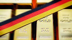 Auflösung des Pariser Lagers: Bundesbank holt Goldreserven aus dem Ausland zurück