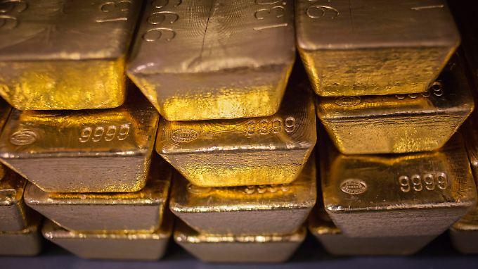 Die Goldbestände sollen nach Deutschland zurückkehren, fordert Philipp Mißfelder.