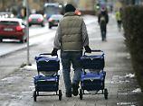 Teilzeitjobs und niedrige Löhne: In Deutschland steigt die Erwerbsarmut