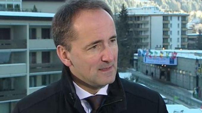 """SAP-Co-Chef Snabe im Interview: """"Wir müssen Vertrauen in die Cloud schaffen"""""""