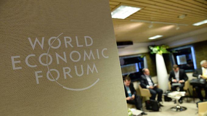 """Treffen der Mächtigen in Davos: Direkter Kontakt könnte """"Zustand der Welt verbessern"""""""