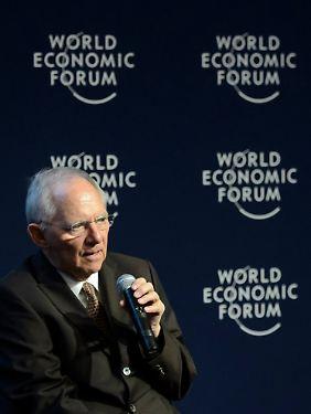 Für Wolfgang Schäuble ist die EU noch immer zu bürokratisch.