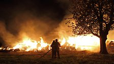 Kampf gegen die Feuerwalze: Waldbrände in Russland wüten weiter