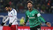 Huntelaar mit perfektem Comeback: Schalke überrollt schwachen HSV