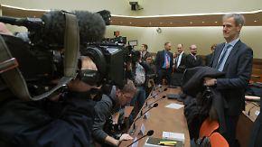 Angeklagte bestreiten Vorwürfe: Ex-Vorstände der BayernLB wegen Untreue vor Gericht
