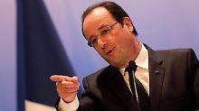 Hollande und das Schreckgespenst: Hartz versetzt Frankreich in Aufregung