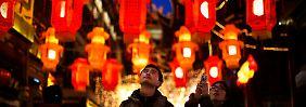 """""""Investoren unterschätzen das Risiko"""": Droht China eine harte Landung?"""