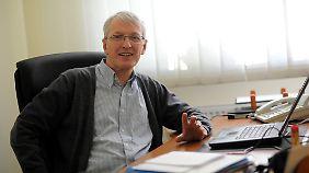 Andrij Waskowycz ist Chef der Caritas in der Ukraine.