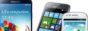 Gute Smartphones schon ab 100 Euro: Warentest kürt Preis-Leistungs-Sieger