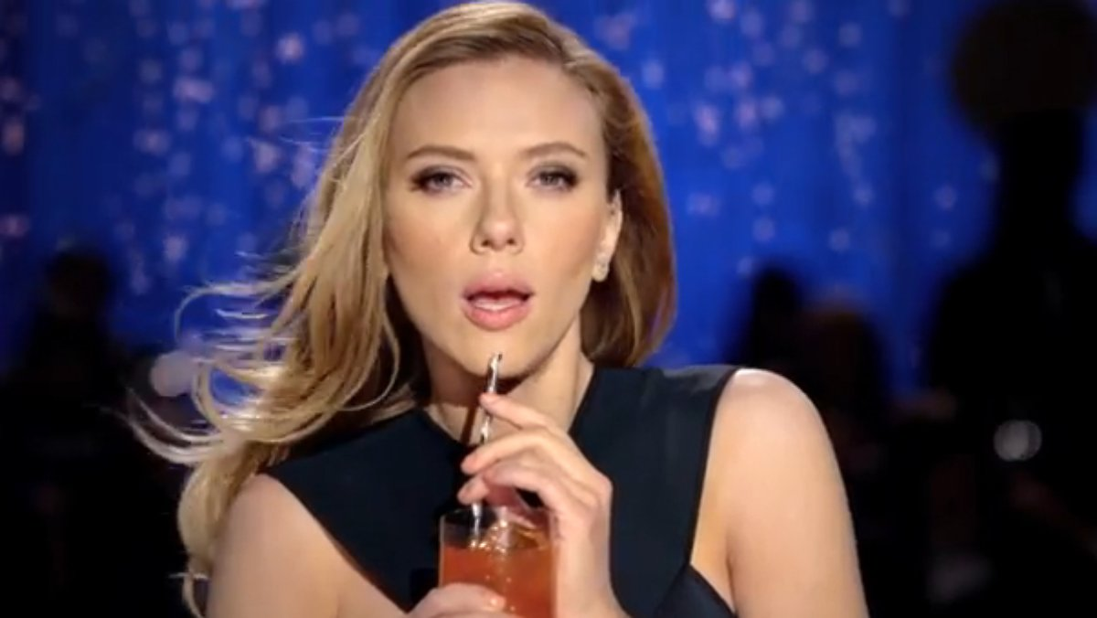 scarlett johansson kriegt rger sodastream und super bowl. Black Bedroom Furniture Sets. Home Design Ideas