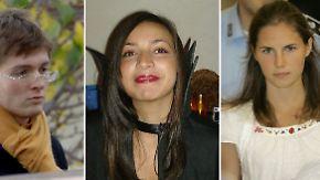 Berufung angekündigt: Knox und Sollecito für Mord zu langjähriger Haft verurteilt