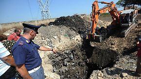 Tödliches Erbe der Camorra: Illegal vergrabener Giftmüll lässt Krebsrate steigen