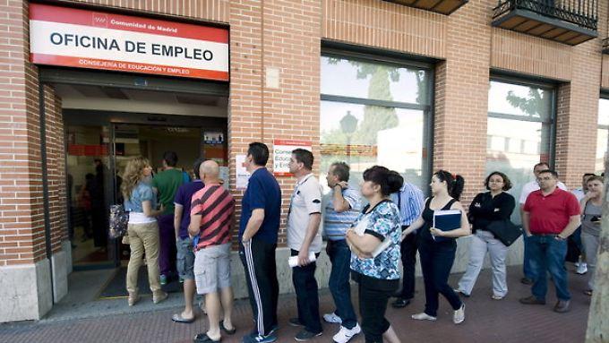In Spanien gibt es zumindest Anzeichen einer leichten Entspannung.