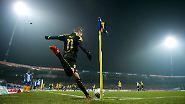 Eintracht Braunschweig - Borussia Dortmund 1:2 (0:1)